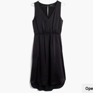 Madewell Black Night Out Dress 6